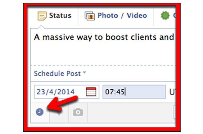 Using Facebook to Promote Your Services
