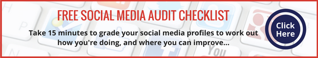 free social media checklist